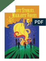 Migrants' Stories, Migrants' Voices Volume 5