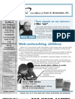 May 2008 Newsletter