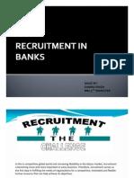 Recruitment In