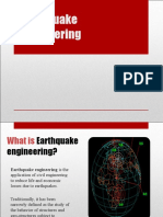 Earth Quake Engineering