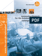 Ifm Automotive Industry Catalogue 2013 2014