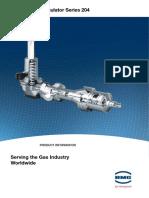 Press Regulator Catalogue
