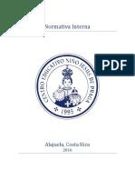 normativa interna njp 2016