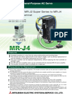 MR-J2S Renewal Tool Catalog x901307-312