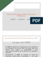 Sesión 13 AMFE