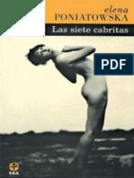 Las Siete Cabritas - Elena Poniatowska