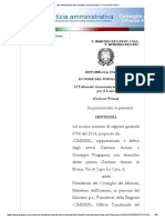 ALTAVILLA MILICIA 2015 TAR ROMA SENTENZA 9863 ACCOLTO IL RICORSO CONTRO LO SCIOGLIMENTI SCIOGLIMENTO CONSIGLIO COMUNALE SENTENZA 197 2015 RESPINTO RICORSO