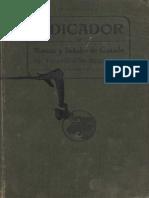 Indicador de Marcas y Señales de Ganado en El Territorio de Magallanes (Chile). (1920)