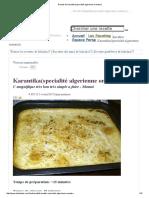 Recette de Karantika(Specialité Algerienne Oranaise)