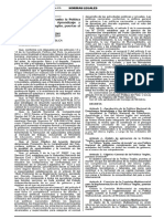 Decreto Supremo 012 2015 MINEDU Politica Nacional de Ingles
