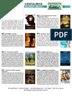 Catálogo Centauros Vídeo (C)