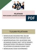 Blu Rsud - Pelatihan Penyusunan Laporan Keuangan Rumah Sakit