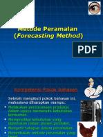 2261 Modul 2 Forecasting)