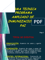 Norma Tecnica Pai Eforsalud Iia - Iic (1)