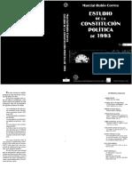 Constitucion Comentada Tomo VI