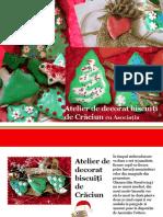 Prezentare Atelier Decorare Biscuiti