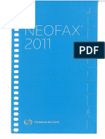 NEOFAX 2011