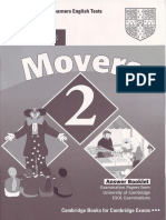 Tests Movers 2 Key