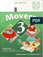Tests Movers 3 Book