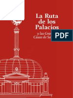 La Ruta de Los Palacios y Las Grandes Casas de Santiago. (2015)