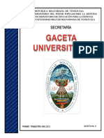 Reglamento de Trabajos de Postgrado UMBV Gaceta_8 2013