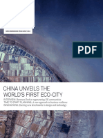 A2 Magazine Issue 1  China unveils the worlds first ecocity