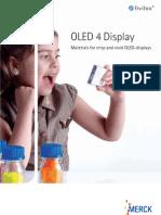 Merck Chemicals - OLED Materials