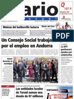 Diario de Teruel 09/04/2010