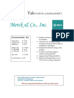 Merck & co presentation