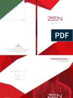 zen-bodi booklet