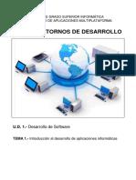 UD01 T01 1 Introduccion Al Desarrollo de Software