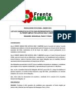 Lista de candidatos electos para congresistas por Moquegua, Pasco Piura