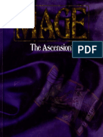 Mage the Ascension 2nd Ed
