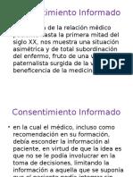 Consentimiento Informado INP