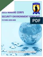 2015 MCSEF - Futures 2030-2045