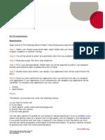 IELTS Registration for Port Ov St