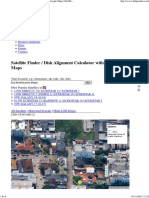 Dish Alignment Calculator With Google Maps _ DishPointer
