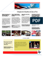 Boletines de Cuba 03-04-06-2016