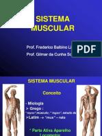 Aula 4 - Miologia Generalidades Gilmar Fred