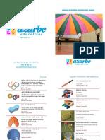 Catalogo Deportes 2014