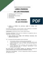 Análisis de Examen de Grado en Derecho Bolivia