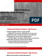 NC Tree Farmers 2015 - Wood Market