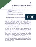 ANPEC AULA 1.Preferencias e Utilidade