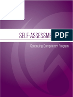 clpna self-assessment tool  assignment 2