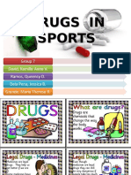 Drugs in Sports97-03