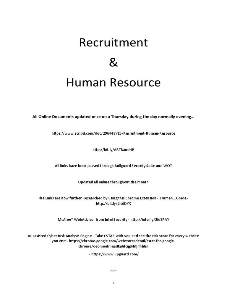 Recruitment human resource screenshot recruitment fandeluxe Image collections