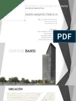 Edificio Bansi