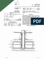 Oil Mobil US fracking patent 3851709