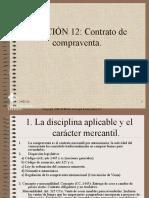 LECCIÓN 12. Contrato de Compraventa.