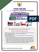 Soal Tes CPNS Sejarah Disertai Pembahasan
